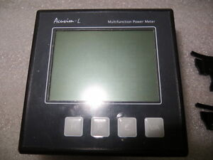 Accuenergy Acuvim cl d 5a p1 Multifunction Power Energy Meter Used Excellent