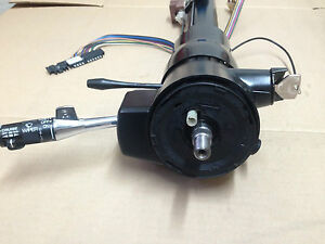 1987 1995 Jeep Wrangler Steering Column Floor Shift Tilt Rebuilt