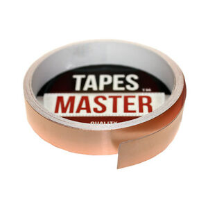 Copper Foil Tape 1 2 X 10ft Emi Conductive Adhesive Ship From Usa