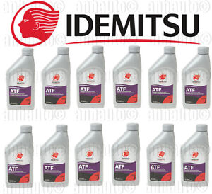 12 Quarts Type J Automatic Transmission Fluid For Hyundai Nissan