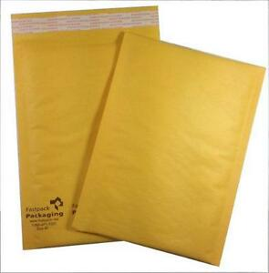 Case Of 250 0 6 x9 Self Seal Bubble Mailers Bubble Envelopes Padded