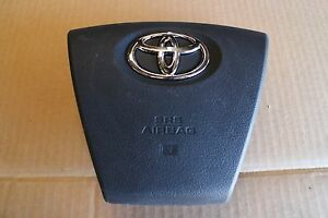 2012 14 Toyota Camry Le Xle Steering Wheel Cover And Emblem