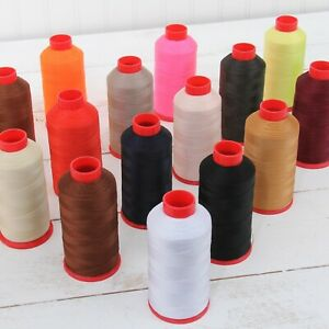 Bonded Nylon Sewing Thread 69 Cones Tex70 Upholstery Canvas Leather Outdoor