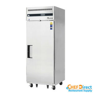 Everest Esf1 29 Single Door Reach in Freezer