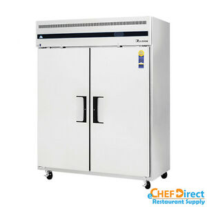 Everest Eswf2 59 Two Door Reach in Freezer