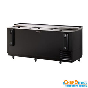 Turbo Air Tbc 80sb n 80 3 Sliding Door Underbar Bottle Cooler
