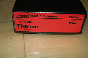 New Hplc Column Thermo Turboflow Max 50 X 0 5 Mm Cohesive Ch 953286