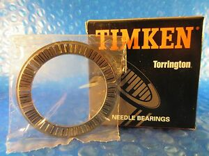 Timken Nta 3244 Needle Roller Cage Thrust Assembly 2 Id X 2 3 4 Od X 5 64