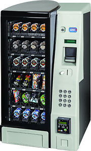Automated Merchandising Systems Table Top Snack Vending Machine 24 Select new
