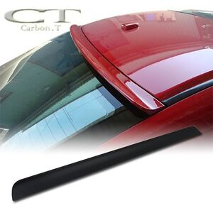 Painted Color Saab 9 3 93 Turbo X Sedan Rear Roof Window Visor Spoiler 08 12 Puf
