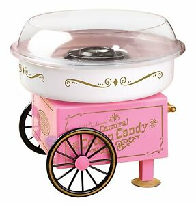 Nostalgia Electrics Pcm305 Vintage Collection Hard Sugar Free Cotton Candy Maker
