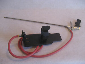 Foam Ster 24 Foam Gun With Hose And Holster Style Can Holder Made In The Usa