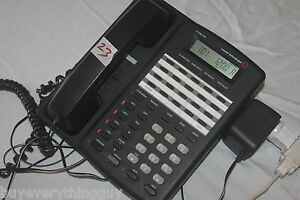 Lucent 954 4 Line Business Office Phone Clean 23