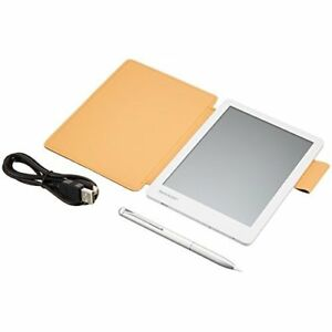 Sharp Electronic Memo Pad Wg s20 White