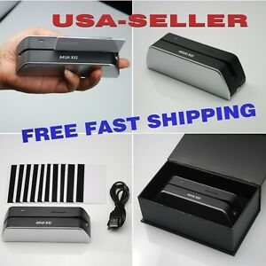Msrx6 Smallest Usb powered Magnetic Stripe Writer Encoder New Usa Shipping