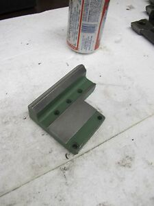 South Bend Lathe Micrometer Carriage Stop Above Gear Box Mount