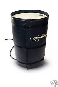Powerblanket Bh15 pro 15 Gal Drum Heater With Thermostat Spray Foam Rig Tool