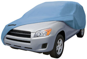 Rain X Ultra Water Resistant Blue Universal Suv Cover x large Rnx804519