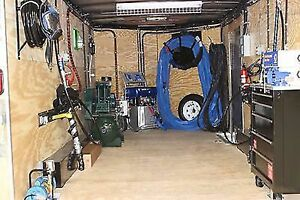 Sfs Spray Foam Insulation And Polyurea Rig Graco E 30 Low Cost Setup Graco