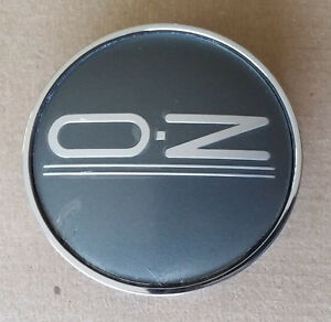 Oz Racing Center Cap M670 Black Chrome 68mm