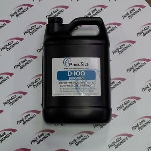 1 Gallon Of Full Synthetic Reciprocating Air Compressor Oil Champion