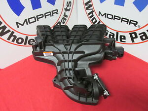 Dodge Chrysler Jeep Patriot Compass 1 8l 2 0l 2 4l Intake Manifold New Oem Mopar