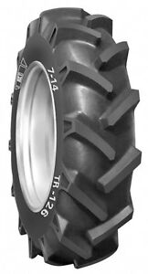 7 14 Bkt Tr 126 Farm Tractor Tire 4 Ply