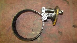International 574 Tractor Parking Brake Band And Actuator Assembly