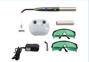 Dental Heal Laser Diode Photo activated Disinfection Medical Light Rechargeable