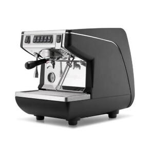 Simonelli Appia Volumetric 1 Grp Commercial Espresso Machine Mappi13vol01nd0001