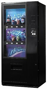 New Vendo 621 Live Display Drink Soda Vending Machine