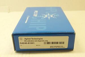 Agilent Hplc chip G4240 61001 Ms Calibration And Diagnostic Chip New In Box