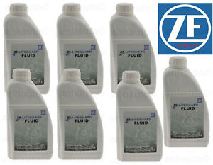 7 liter s Zf Lifeguard 8 Automatic Transmission Fluid S67109031201