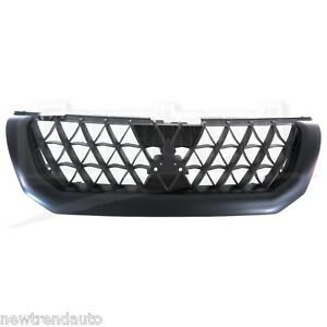 For Mitsubishi Montero Sport New Front Grille Primed Mr636387 Mi1200226