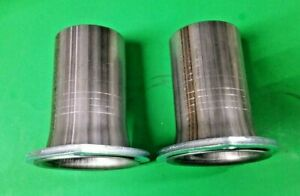 3 50 Header To 3 0 Od 409 Stainless 3 Bolt Gasket Style Collector Reducers Usa