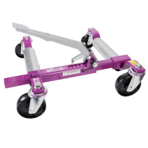 Gojak Lefthand Heavy Duty Car Dolly Jack G6313l Vehicle Positioning To 6 300lb