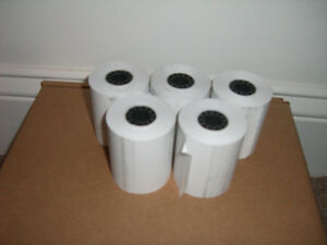 100 Thermal Paper Rolls For Hyprcom 4220