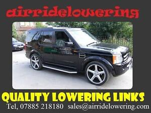 Land Rover Discovery 3 4 Air Suspension Lowering Links Full Kit Shipped Free