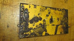 International 574 Tractor Transmission Top Cover