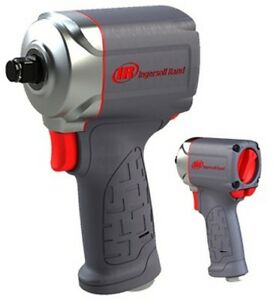 Ingersoll rand 35max 1 2 Drive Quiet Ultra compact Impact Wrench