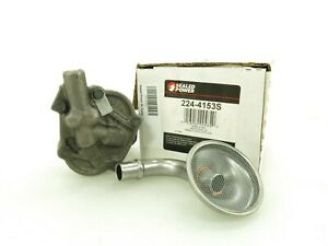 New Sealed Power Engine Oil Pump 224 4153s Chevy Small Block V8 Hi Vol 1965 1995