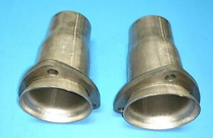 3 00 Header To 2 50 Aluminized 3 Bolt Socket Header Exhaust Collector Reducers