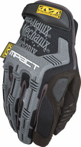 Mechanix Wear M pact Tactical Glove X large Black grey Mpt 58 011
