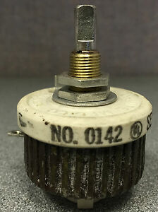 Ohmite Rheostat 3 Ohm 25 Watt Part 0142 New