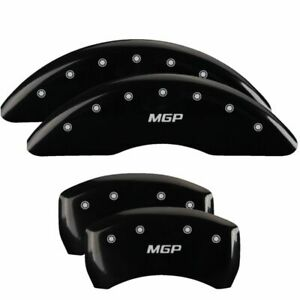 Brake Mgp Caliper Dust Covers Front Rear Black Paint Wheels For Bmw X5 2008 2016
