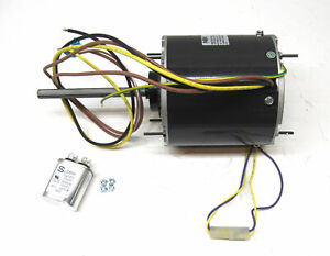 Ac Air Conditioner Condenser Fan Motor 1 2 Hp 1075 Rpm 230 Volts For Fasco D7907
