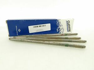 New Clevite Engine Push Rod Set Of 4 215 4108 Chevy Buick Olds 350 V8 1968 1979