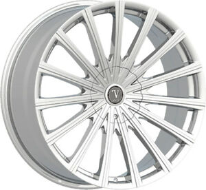 20 Inch Velocity Vw10 Chrome Wheels Tires Fit 5 X 114 3 Visit My Page