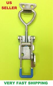 Steel Large Adjustable Toggle Latch Catch For Boxes Chest Hardware 34000135