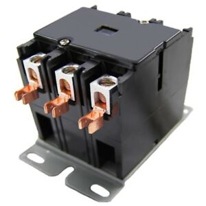 Contactor 3 Pole 60 A 120v Age Gdp6031 By Packard